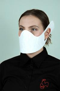 Papermask HaMuNa® Care in use.