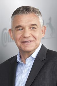 Karl Haupt, Leiter Geschäftsbereich Fahrerassistenzsysteme, Division Chassis & Safety, © Continental AG