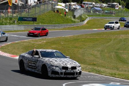 BMW M8 Prototyp, M Corso, 24h Nürburgring