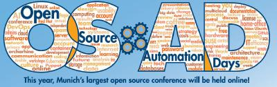 Open Source Automation Days 2020: Die Agenda steht