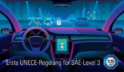 Ein starkes Signal für automatisiertes Fahren: Die ersten UNECE-Regelungen für ein Level-3-System