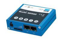 Industrie-Router mdex MX560: Ansicht schräg