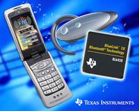 Industry's First Integrated 802.11n WLAN, Bluetooth® 2.1 and FM Single Chip from Texas Instruments