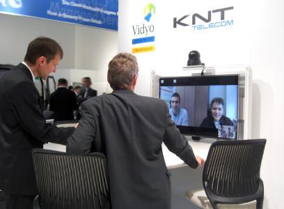 KNT - Vidyo Lösung mit Room 220