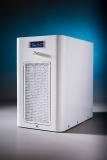 The stand-alone model of the cooling solution pe0040 convinces with energy efficiency and a very quiet operation.