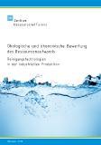 VDI ZRE Studie Reinigungstechnologien Cover