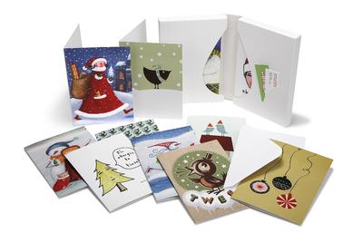 moo macht schluss mit dem rger um firmen weihnachtskarten. Black Bedroom Furniture Sets. Home Design Ideas