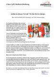 """[PDF] Pressemitteilung: evidence-Lösung """"Connet"""" für den Kanton Aargau"""