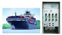 2019: AFRISO Emissionsmessanlagen überwachen und dokumentieren Grenzwerte von Abgasreinigungsanlagen auf Hochseeschiffen