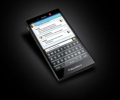 "BlackBerry Introduces Stylish, 5"" All-Touch BlackBerry 10 Smartphone Designed for Customers in Indonesia"
