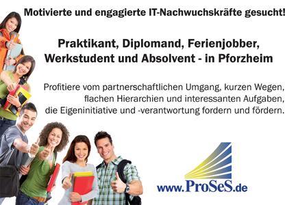Motiviert und engagiert bei ProSeS