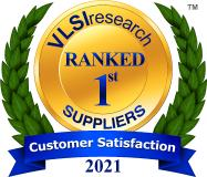 Advantest Again Named THE BEST Supplier of Chip Making Equipment in VLSIresearch Customer Satisfaction Survey