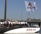 AREVA: title sponsor of the French team for the 2007 America's Cup