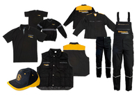 Durable: ContiTech is now offering work apparel for auto pros. Photo: ContiTech