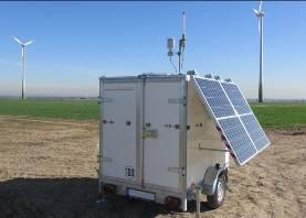 SFC Energy: EFOY Pro versorgt Windmessanlagen mit Strom