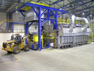 Aludium Amorebieta orders multi chamber melting furnace from Hertwich Engineering