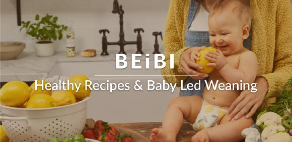 Beibi Healthy BLW Baby Recipes - New App Release