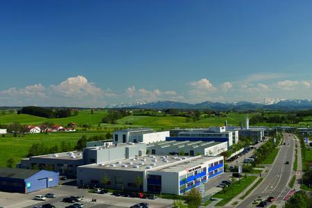 Die Allgäuer Zeitungsverlag GmbH hat ihren Sitz in Kempten und ist mit ihren zahlreichen Lokalausgaben und Heimatzeitungen die bedeutendste Zeitung in der Region. Foto: Allgäuer Zeitung