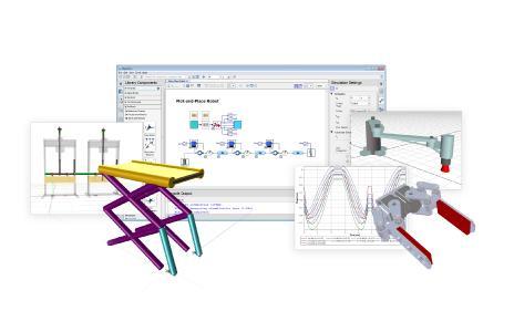 Die neue Version von MapleSim bietet neue und verbesserte Fähigkeiten zur Modellentwicklung und Analyse zur einfachen Erstellung von Digital Twins und anderen virtuellen Prototypen