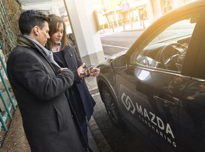 Mazda zieht sich aus Carsharing Kooperation zurück
