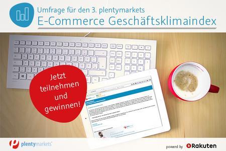 3. plentymarkets Geschäftsklimaindex