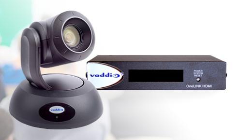Neue steuerbare Kameras & Videokonferenz-Technologie