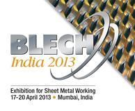 B&R at BLECH India 2013 in Mumbai