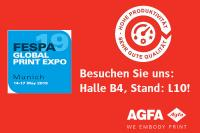 Die European Digital Press Association (EDP) prämiert Agfas Jeti Tauro H3300 LED Wide Format Drucker