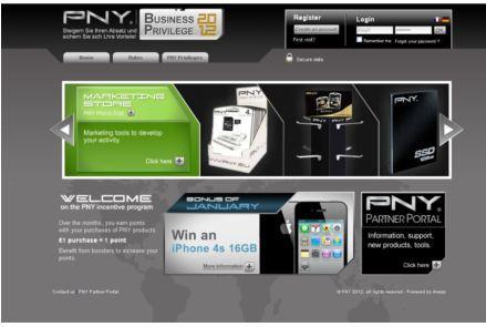 """Guter Start ins neue Jahr mit """"Business Privilege"""" von PNY"""