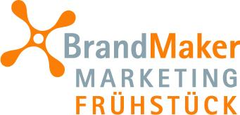 Logo BrandMaker Marketing-Frühstück