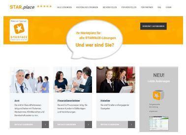 Ab sofort ist unter www.STAR.place der neue Online-Marktplatz für STARFACE Module online