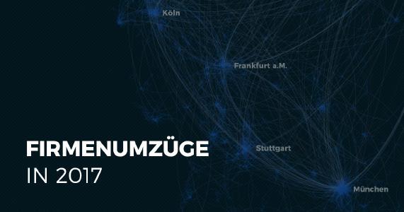 Firmenumzüge 2017