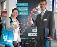T5 JobMesse Plattform für Arbeitgeber und Bewerber