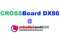 CROSSBoard - VortexDX86 based CPU module solution