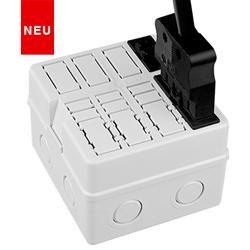 WHK: Der neue Plug-In Abzweigkasten von WISKA