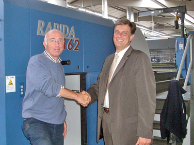 Beyaert Sioen Printing moves up to superlarge format