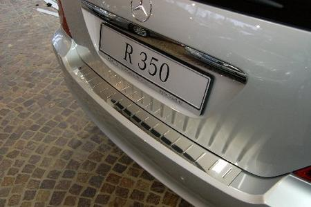 JMS Edelstahl Ladekantenschutz für Mercedes Modelle