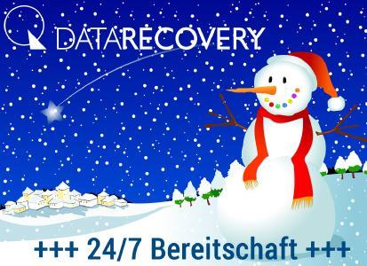 DATARECOVERY® Datenrettung auch an Weihnachten, Foto: Fotolia.de