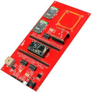 Das TWN4 MultiTech Nano Development Board von Elatec RFID Systems / Bildquelle: Elatec