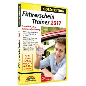 f hrerschein trainer 2017 optimale pr fungsvorbereitung markt technik verlag gmbh. Black Bedroom Furniture Sets. Home Design Ideas