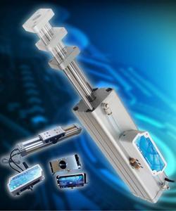 PFC - Supergenau positionieren mit Druckluftzylindern- Von BIBUS - Und wieder denkbar einfach