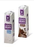 Lupin drinks in carton packs from SIG Combibloc: CO2 bonus for product and packaging