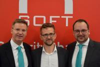 v.l.n.r.: Holger Suhl, Sebastian Scheuring, Christoph Preetz