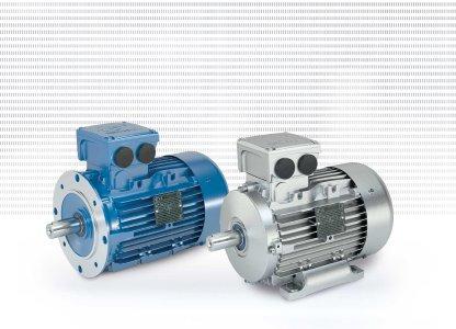 Der energieeffiziente IE3 UNIVERSAL Motor von NORD DRIVESYSTEMS ist im Leistungsbereich 0,12 bis 45 kW erhältlich