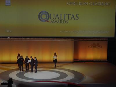 Qualitas Award