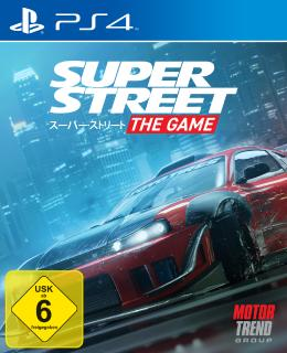 Familientauglicher Rennspaß mit Super Street: The Game (PC/PS4/Switch)