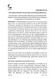 [PDF] Pressemitteilung: Cristie bietet mit SlimShare® ab sofort eigene Datendeduplizierungslösung an