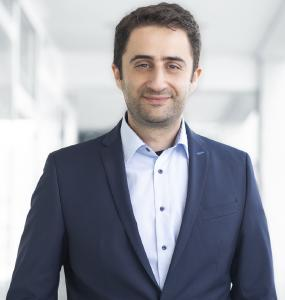 Dr. Roland Moussa, Chief Operating Officer