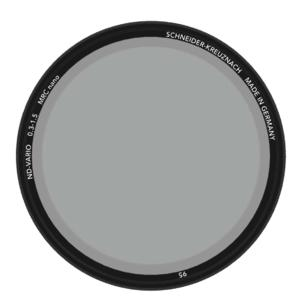 Schneider-Kreuznach has introduced the ND Vario filter with a 95mm diameter especially for DSLR video technology and its own FF Prime video lenses.