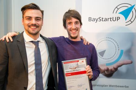biotINK: Sieger Münchener Businessplan Wettbewerb 2017 Phase 1